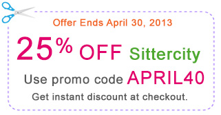 Sittercity coupon code